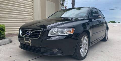 2011 Volvo S40 for sale at AUTOSPORT MOTORS in Lake Park FL