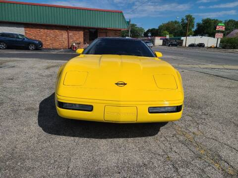 1991 Chevrolet Corvette for sale at Johnny's Motor Cars in Toledo OH