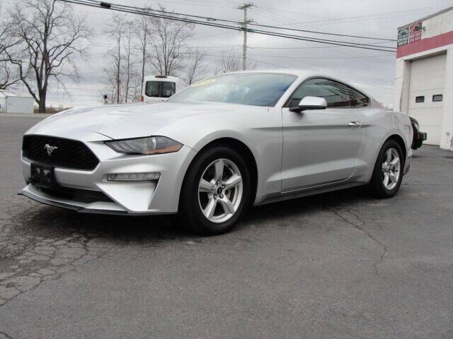 2018 Ford Mustang for sale at Caesars Auto in Bergen NY