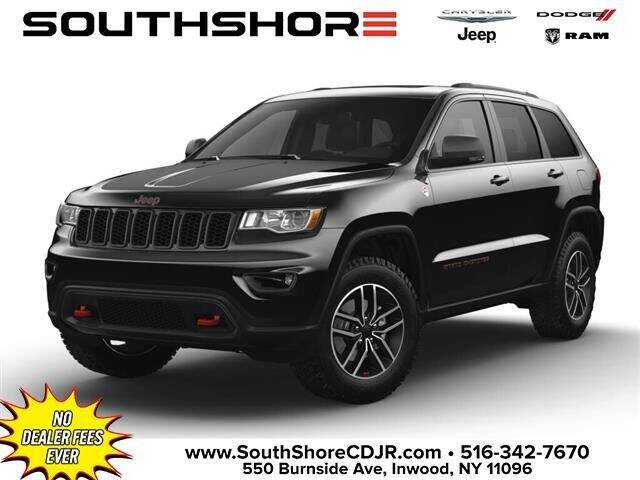 2021 Jeep Grand Cherokee for sale at South Shore Chrysler Dodge Jeep Ram in Inwood NY