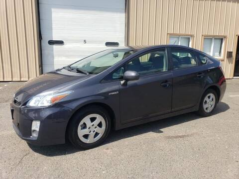 2011 Toyota Prius for sale at Massirio Enterprises in Middletown CT