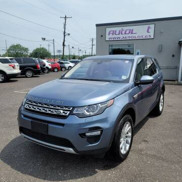 2018 Land Rover Discovery Sport for sale at AUTOLOT in Bristol PA