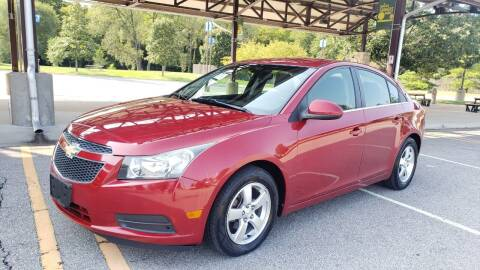 2011 Chevrolet Cruze for sale at Nationwide Auto in Merriam KS