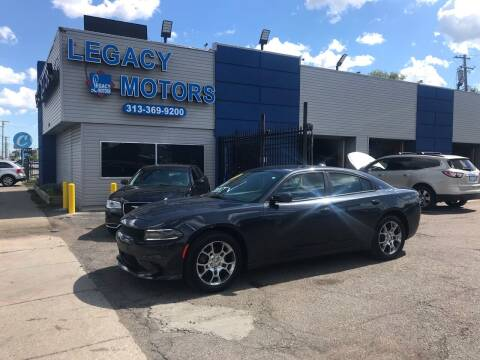 2016 Dodge Charger for sale at Legacy Motors in Detroit MI