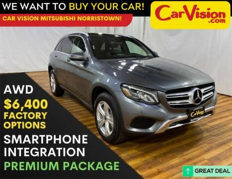 2018 Mercedes-Benz GLC for sale at Car Vision Mitsubishi Norristown in Trooper PA