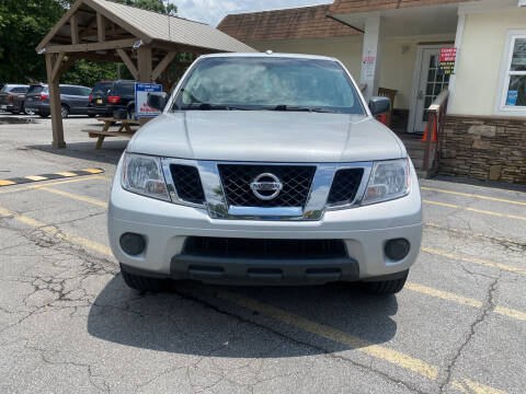 2013 Nissan Frontier for sale at Hola Auto Sales Doraville in Doraville GA