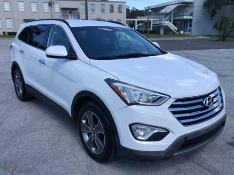 2013 Hyundai Santa Fe for sale at Consumer Auto Credit in Tampa FL