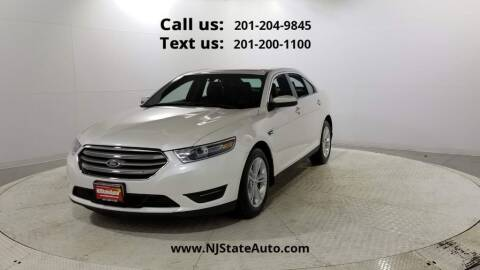 2015 Ford Taurus for sale at NJ State Auto Used Cars in Jersey City NJ