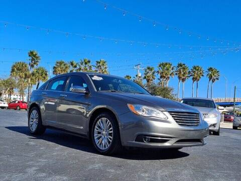 2013 Chrysler 200 for sale at Select Autos Inc in Fort Pierce FL