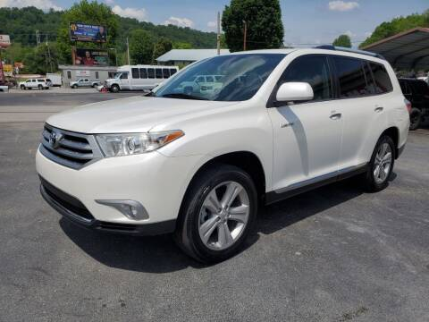 2013 Toyota Highlander for sale at MCMANUS AUTO SALES in Knoxville TN