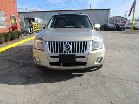2011 Mercury Mariner for sale at X Way Auto Sales Inc in Gary IN