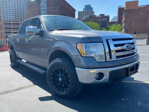 2010 Ford F-150 for sale at Supreme Auto Gallery LLC in Kansas City MO