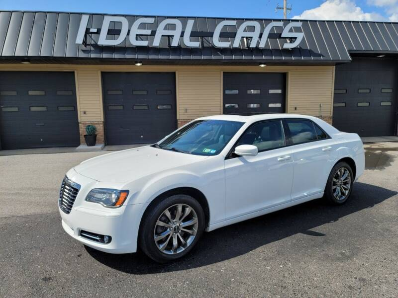 2014 Chrysler 300 for sale at I-Deal Cars in Harrisburg PA