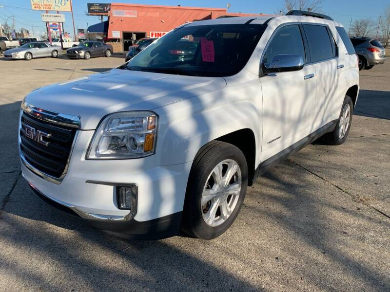2016 GMC Terrain for sale at Cars To Go in Lafayette IN