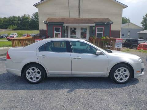 2011 Ford Fusion for sale at PENWAY AUTOMOTIVE in Chambersburg PA