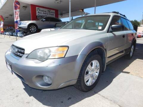2005 Subaru Outback for sale at Phantom Motors in Livermore CA