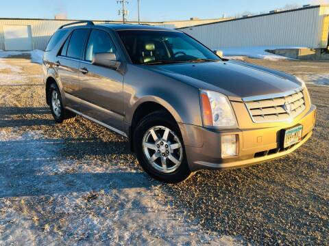 2006 Cadillac SRX for sale at MINNESOTA CAR SALES in Starbuck MN