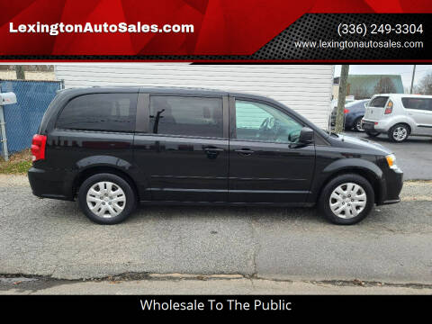 2017 Dodge Grand Caravan for sale at LexingtonAutoSales.com in Lexington NC