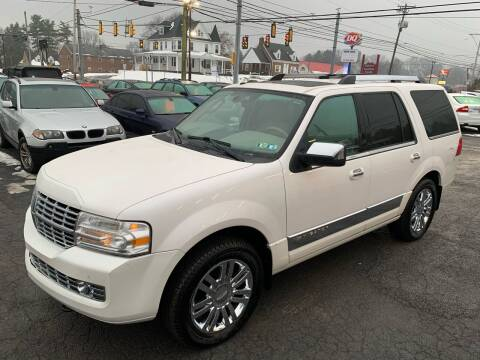 2010 Lincoln Navigator for sale at Masic Motors, Inc. in Harrisburg PA