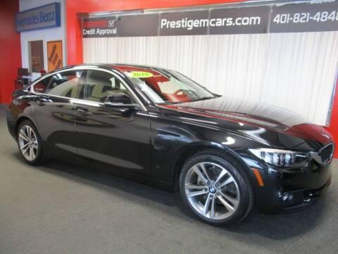 2018 BMW 4 Series for sale at Prestige Motorcars in Warwick RI