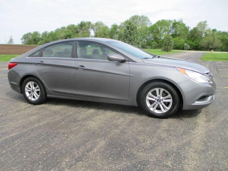 2012 Hyundai Sonata for sale at Crossroads Used Cars Inc. in Tremont IL