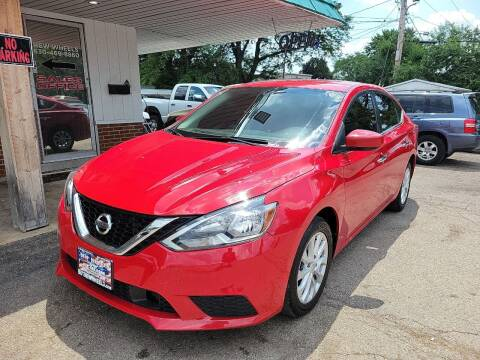 2018 Nissan Sentra for sale at New Wheels in Glendale Heights IL