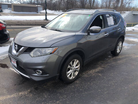 2014 Nissan Rogue for sale at Smart Buy Auto in Bradley IL