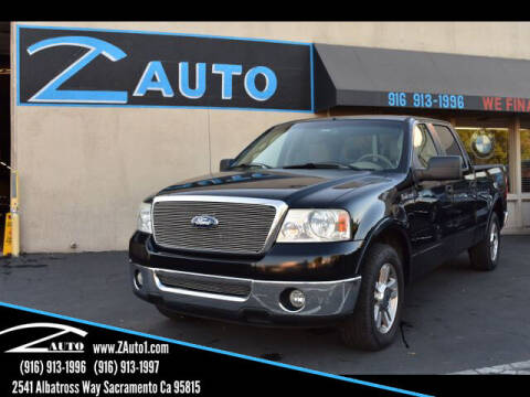 2006 Ford F-150 for sale at Z Auto in Sacramento CA