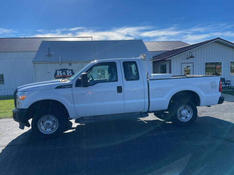 2014 Ford F-250 Super Duty for sale at B & B Sales 1 in Decorah IA