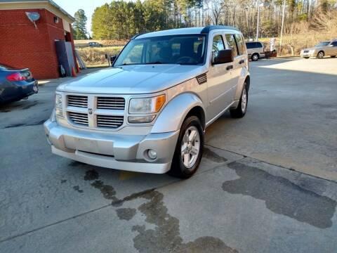 2011 Dodge Nitro for sale at A&Q Auto Sales in Gainesville GA