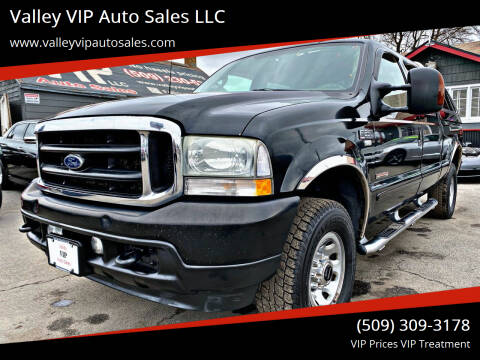 2003 Ford F-250 Super Duty for sale at Valley VIP Auto Sales LLC in Spokane Valley WA