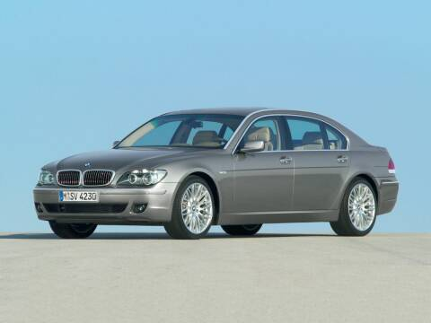 2007 BMW 7 Series for sale at Hi-Lo Auto Sales in Frederick MD
