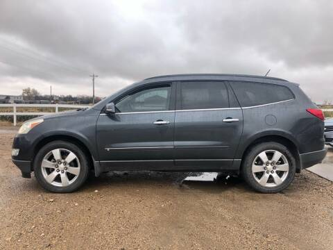 2009 Chevrolet Traverse for sale at TnT Auto Plex in Platte SD