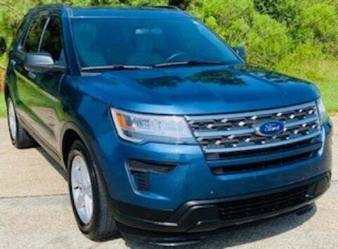 2019 Ford Explorer for sale at Rogel Ford in Crystal Springs MS