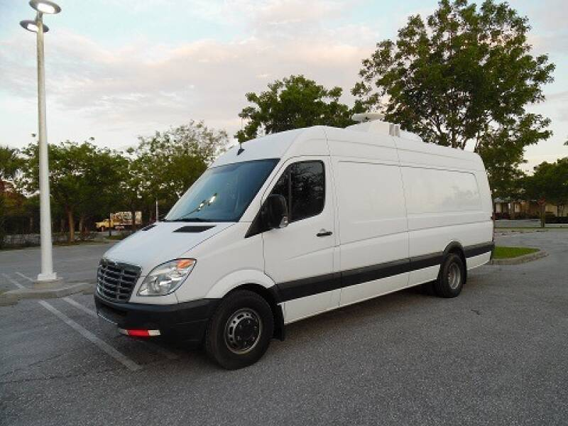 2010 Freightliner Sprinter Cargo for sale at S & N AUTO LOCATORS INC in Lake Placid FL