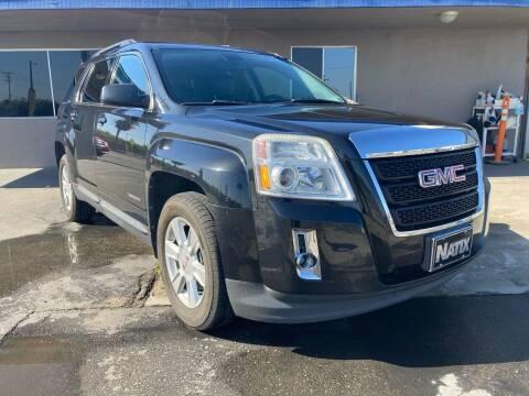 2010 GMC Terrain for sale at AUTO NATIX in Tulare CA