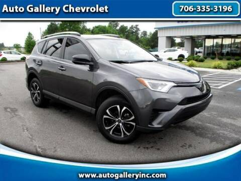 2018 Toyota RAV4 for sale at Auto Gallery Chevrolet in Commerce GA
