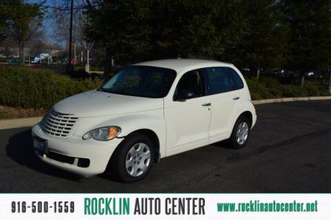 2008 Chrysler PT Cruiser for sale at Rocklin Auto Center in Rocklin CA