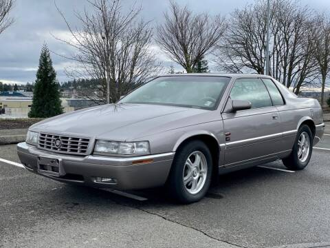 1997 Cadillac Eldorado for sale at Q Motors in Tacoma WA