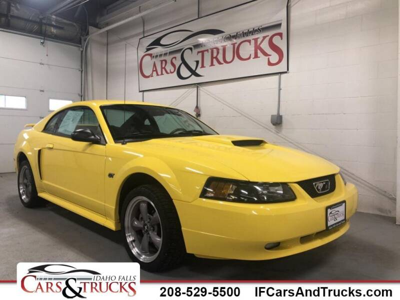 2001 Ford Mustang for sale in Idaho Falls, ID
