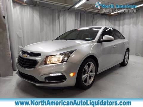 2015 Chevrolet Cruze for sale at North American Auto Liquidators in Essington PA