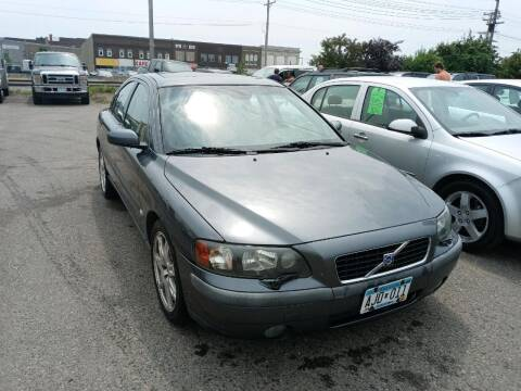 2004 Volvo S60 for sale at Tower Motors in Brainerd MN