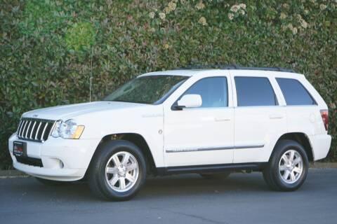 2008 Jeep Grand Cherokee for sale at Beaverton Auto Wholesale LLC in Hillsboro OR