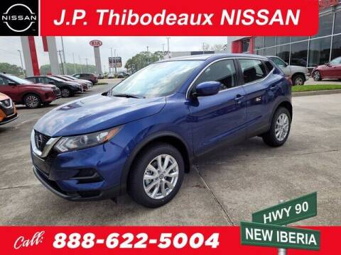 2021 Nissan Rogue Sport for sale at J P Thibodeaux Used Cars in New Iberia LA