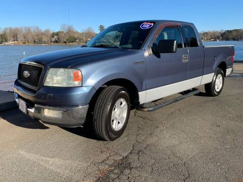2004 Ford F-150 for sale at Affordable Autos at the Lake in Denver NC