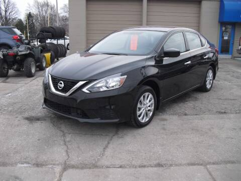 2019 Nissan Sentra for sale at 1st Choice Auto Inc in Green Bay WI