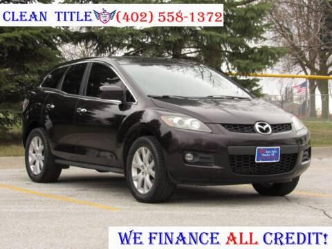 2007 Mazda CX-7 for sale at NY AUTO SALES in Omaha NE
