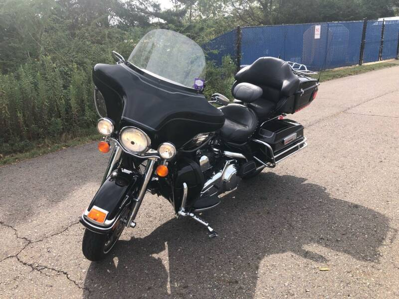 2007 Harley Davidson Electra Glide Ultra Classic for sale at Village Wholesale in Hot Springs Village AR