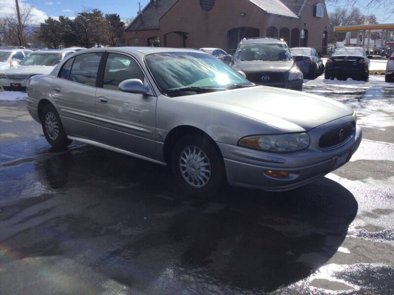 2005 Buick LeSabre for sale at Beutler Auto Sales in Clearfield UT