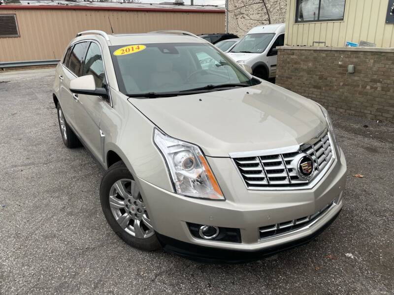 2014 Cadillac SRX for sale at Some Auto Sales in Hammond IN